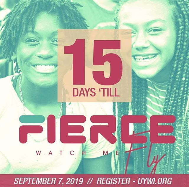 """We're taking some girls to Fierce Girls Event 2019. Send us a message if you are interested!  What is FIERCE? """"FIERCE is a one-day faith-building event for young girls between the ages of twelve to eighteen. The event is structured to provide opportunities for urban leaders to connect and converse with young girls. Together we will encourage the development of Godly, strong, courageous, and FIERCE women in Christ."""" If you're interested in sponsoring a registration, please let us know!"""
