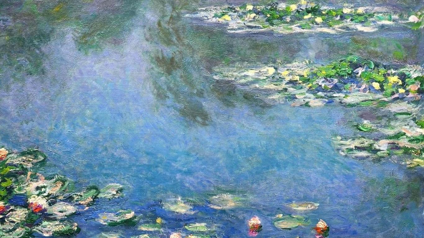 Matteo Mauro -  Monet Water Lilies 03.jpg