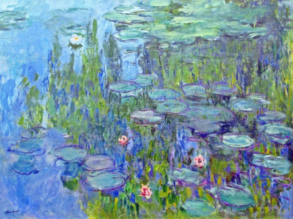 Matteo Mauro -  Monet Water Lilies 05.jpg