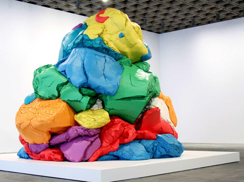 Jeff Koons, Play-Doh, 1994