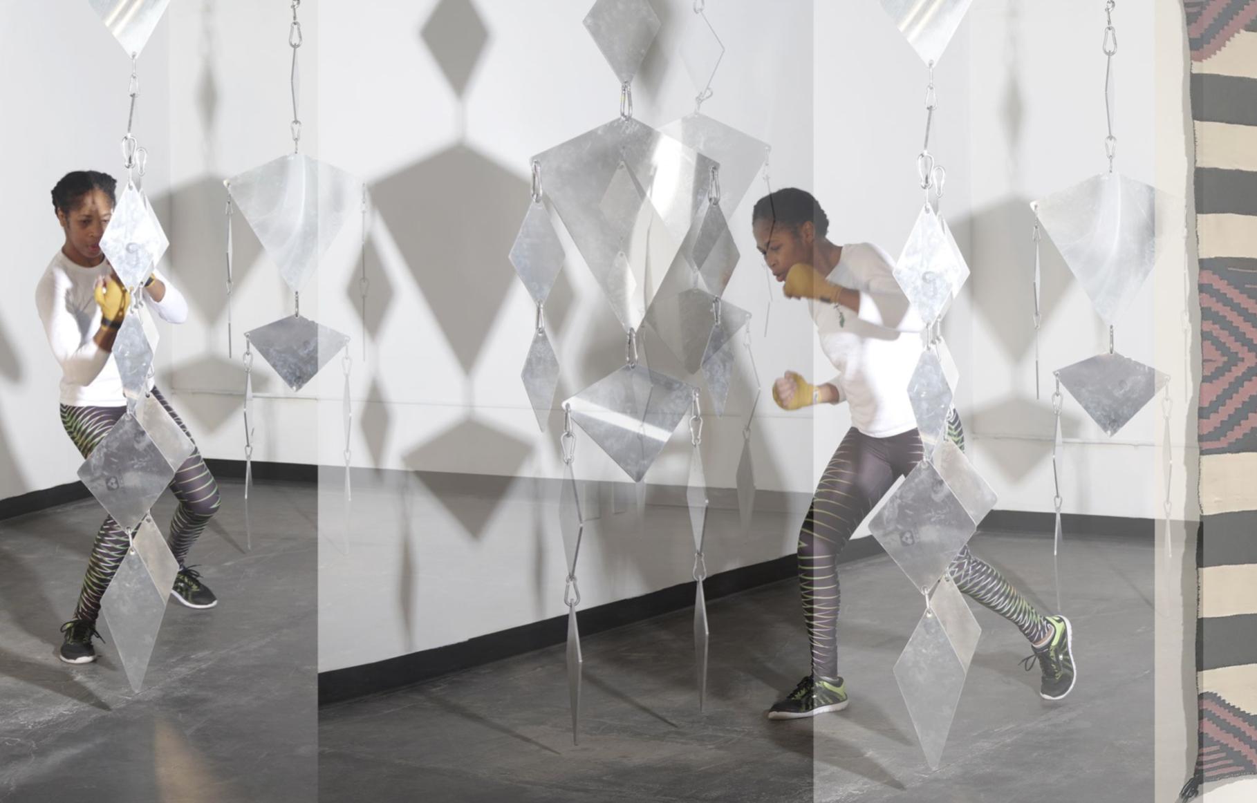 Dana Hoey, Petzel Gallery