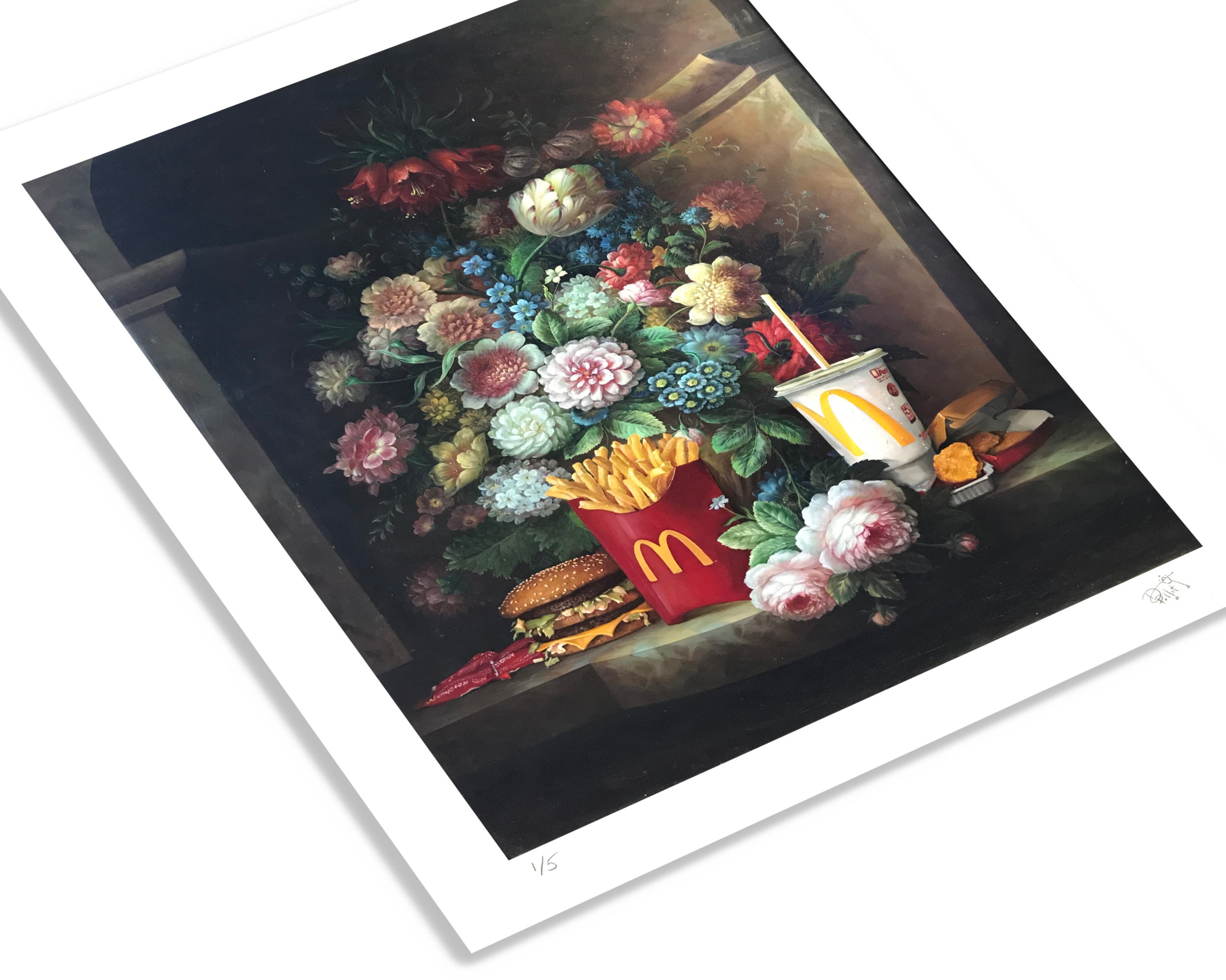 Limited Edition Prints -