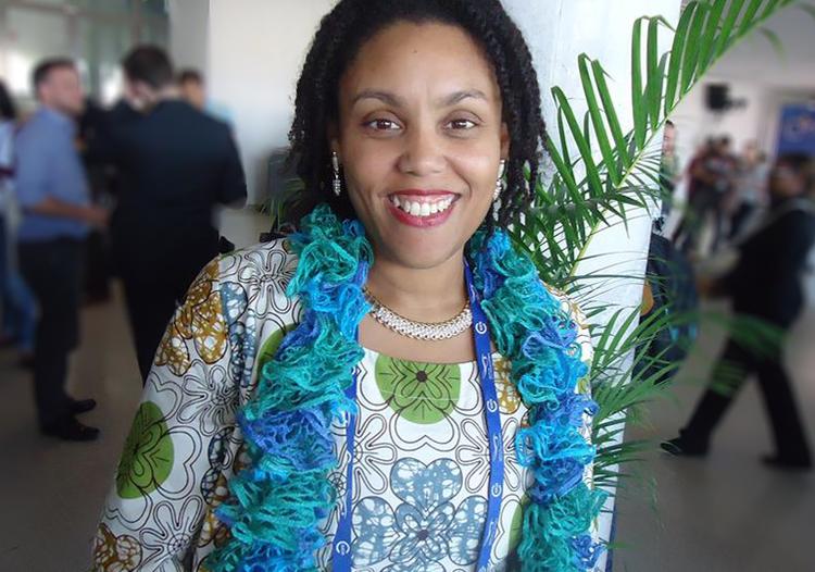 Dominque Duval-Diop, Ph.D.