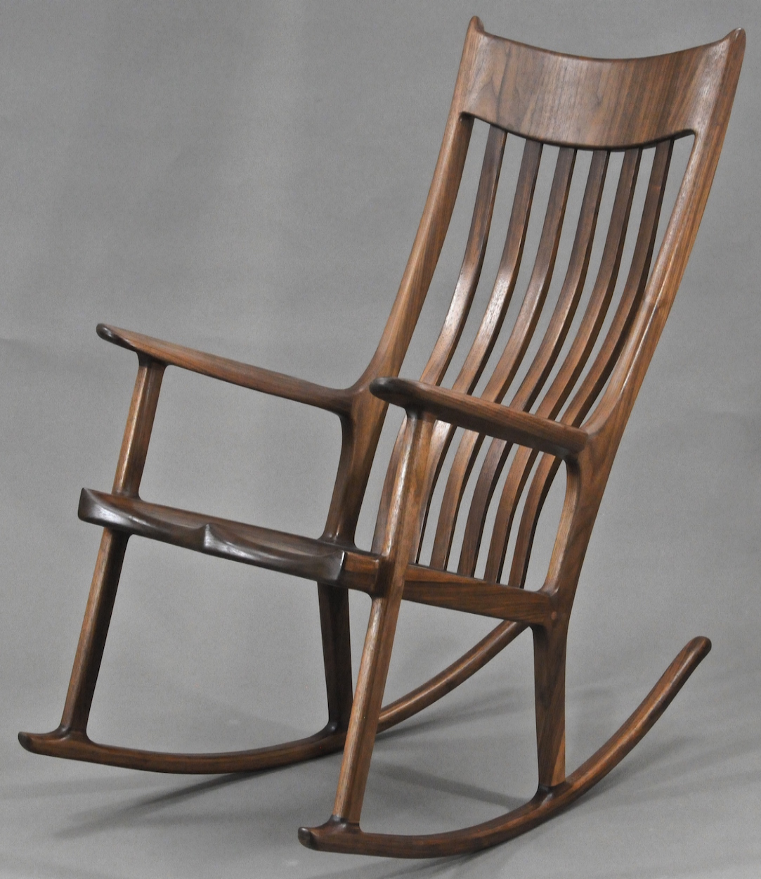 Making A Rocking Chair The