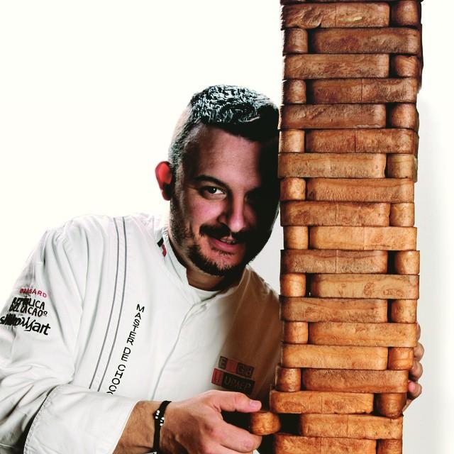 Olivier Fernández   Uno de los mejores pasteleros de España.  Director de la EPGB y amigo.  Nos ayuda a desarrollar conceptos gastronómicos innovadores que giran entorno al mundo de la pastelería.  Colaborador de  Culinary Institute of America , el  Basque Culinary Center  y ponente internacional en ferias de renombre.