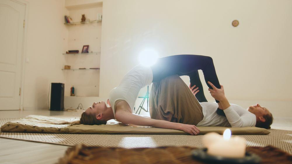 thai massage training with free soul yoga Essex