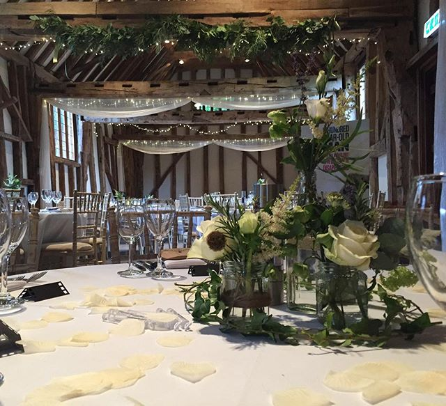 Beautiful wedding at Haughley!