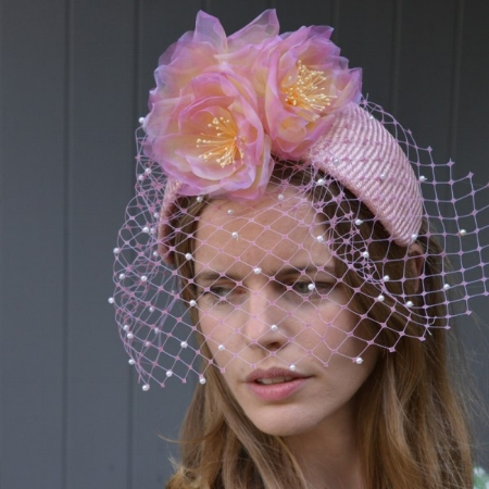 A hat from Laura's Ballerina Collection