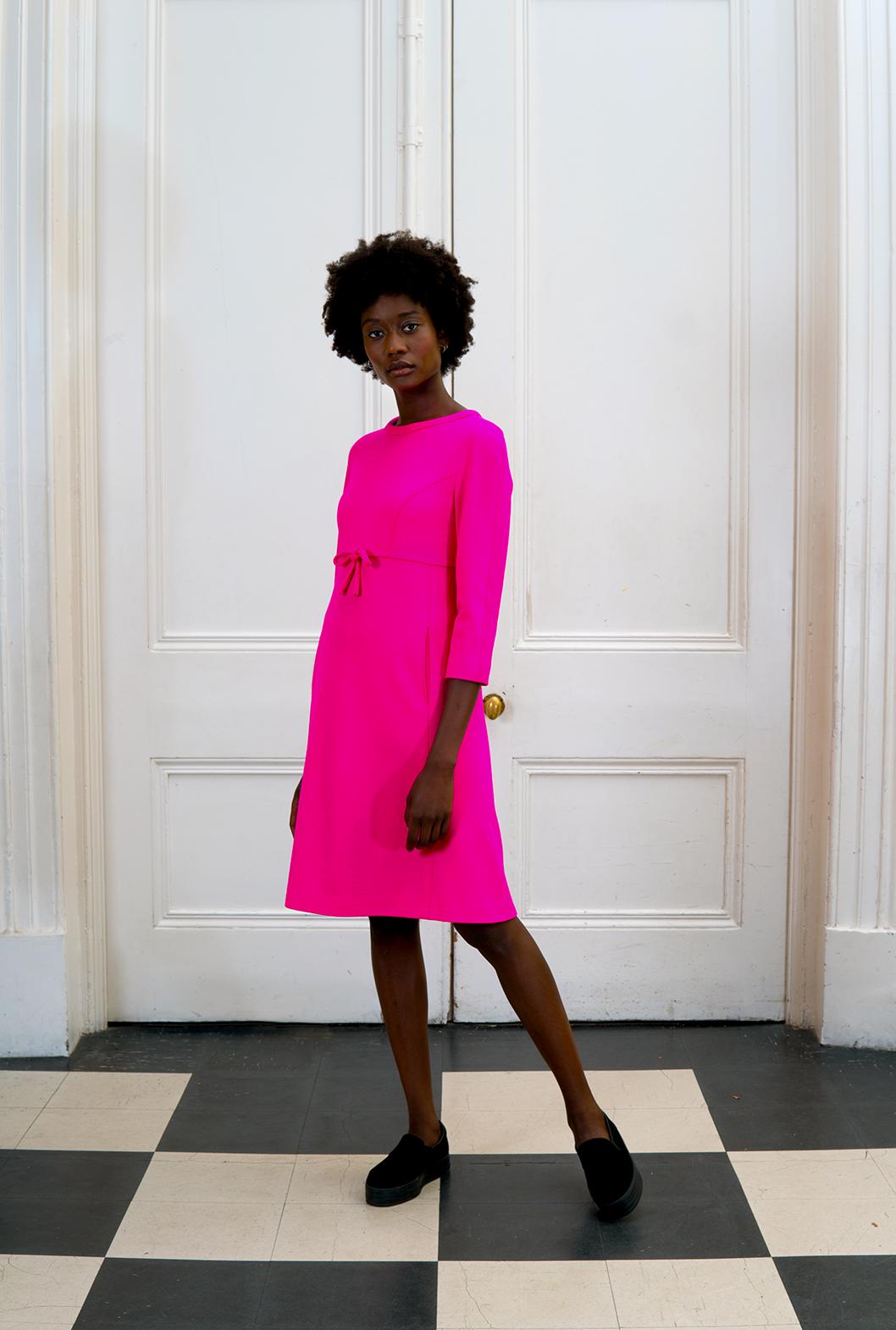M Pink Shift Dress.png