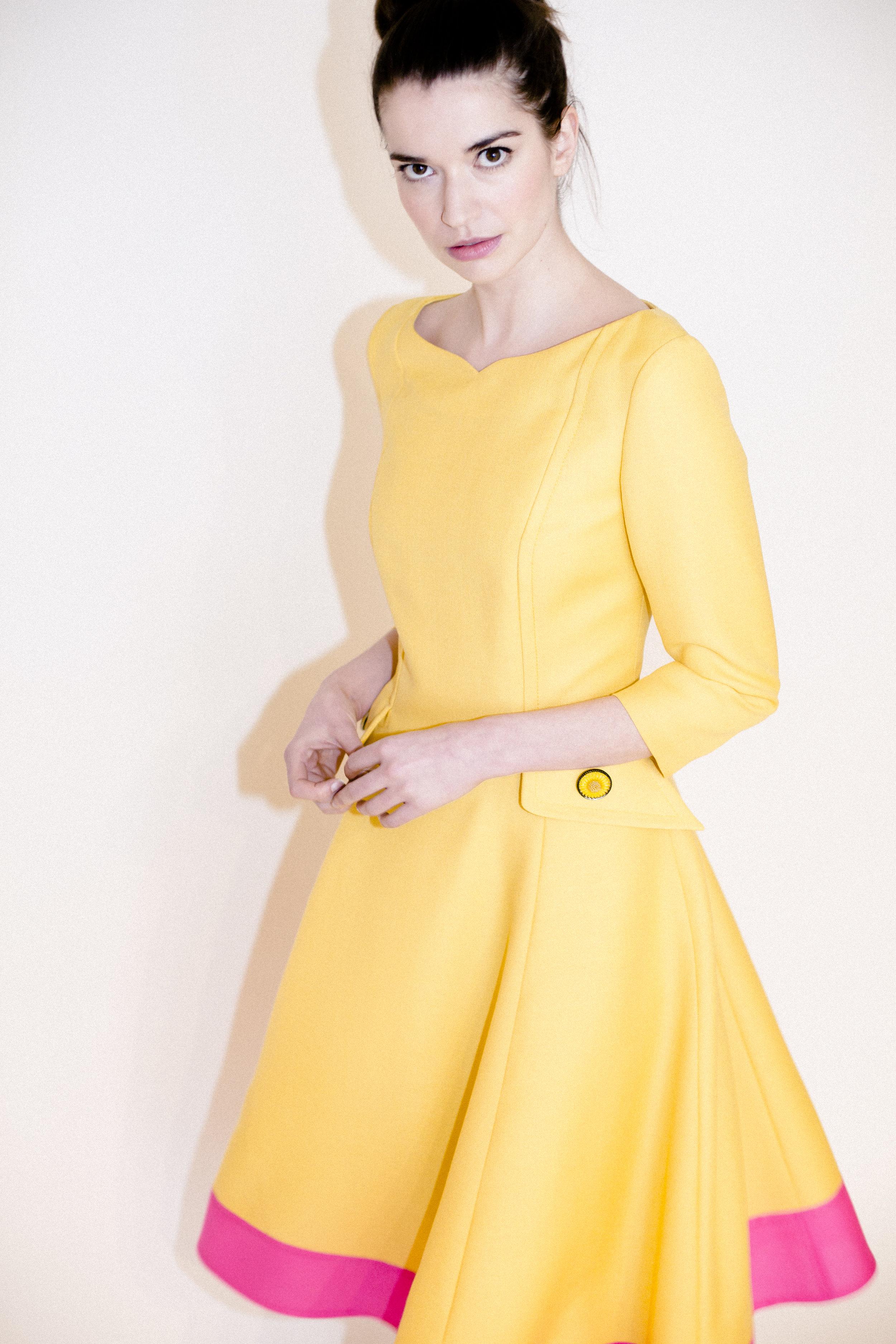 SS18 Cocktail Dress