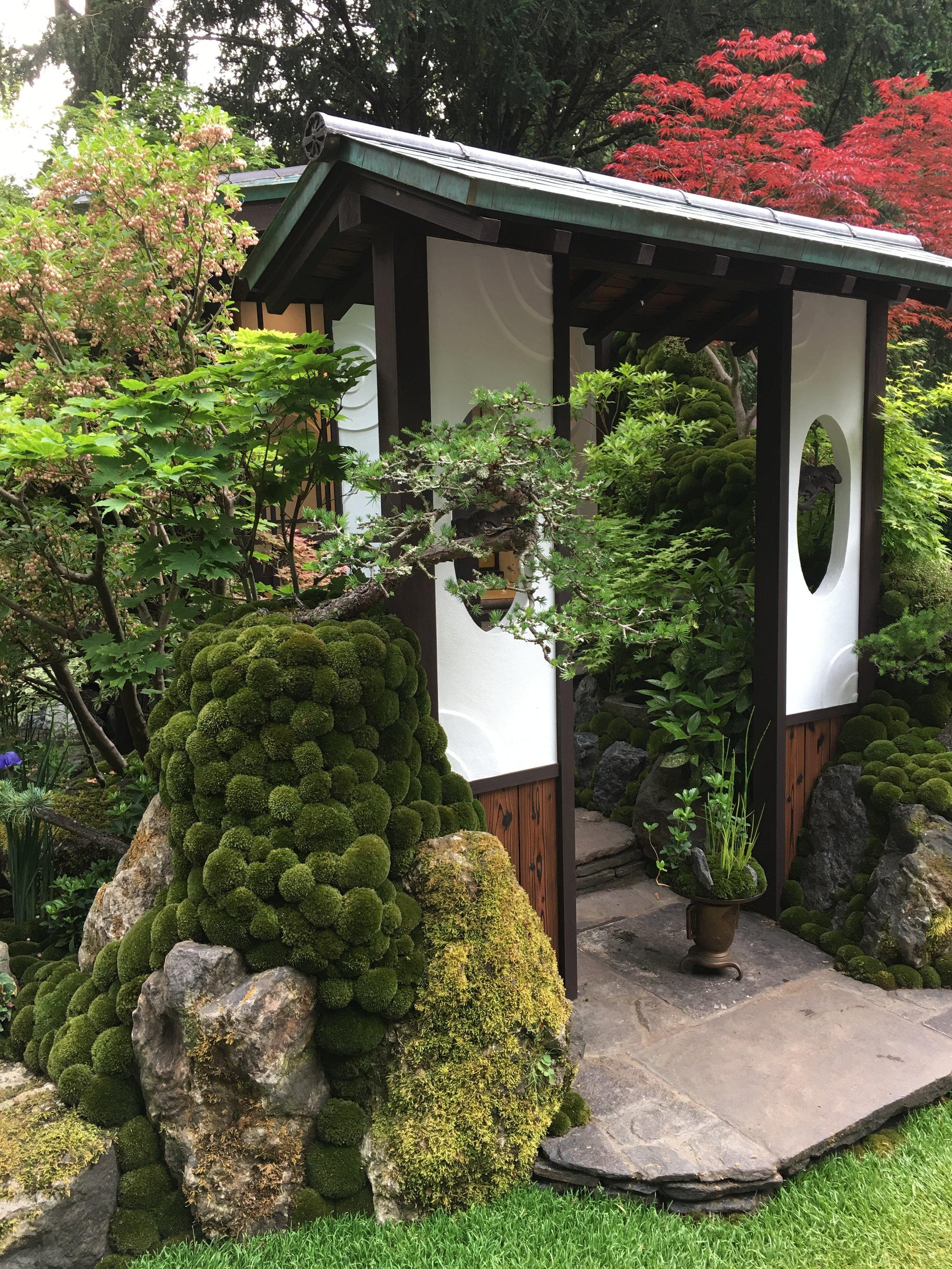 The Hospitality garden