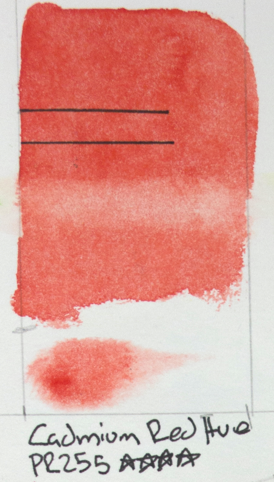 Schmincke Akademie - Cadmium Red Hue PR255