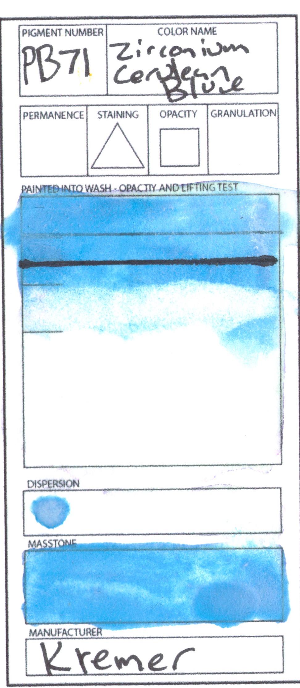 zirconium cerulean