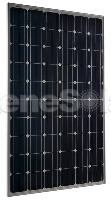 260-Watt Renesola JC260M-24/Bbh Virtus II Mono Solar Panel