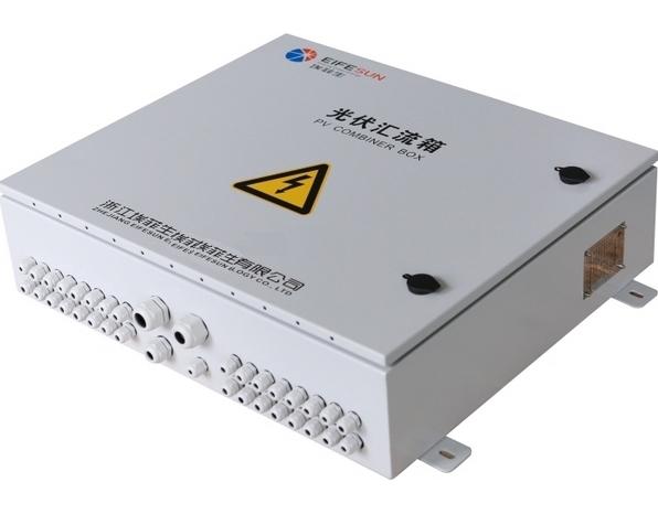 PV Combiner H6T-120V Box