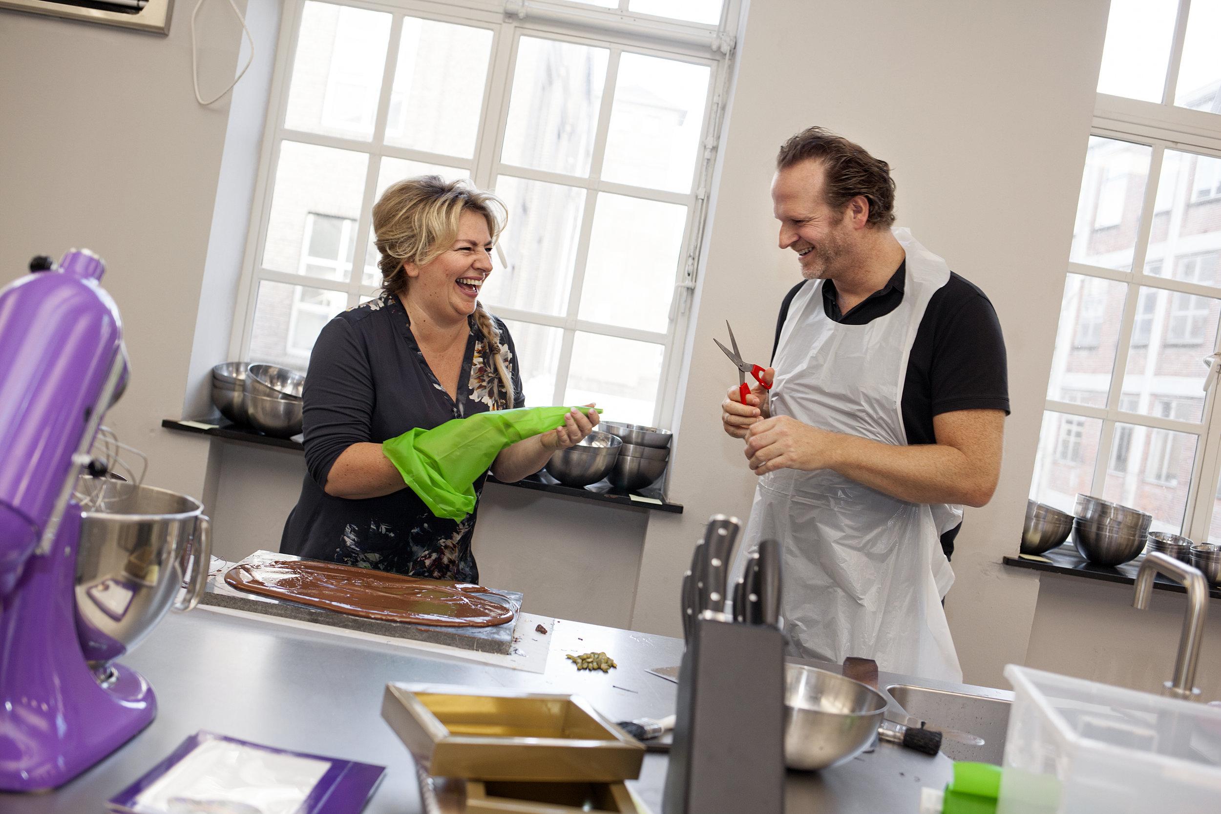 Quest, reportage 'Waarom bakt heel Holland?'