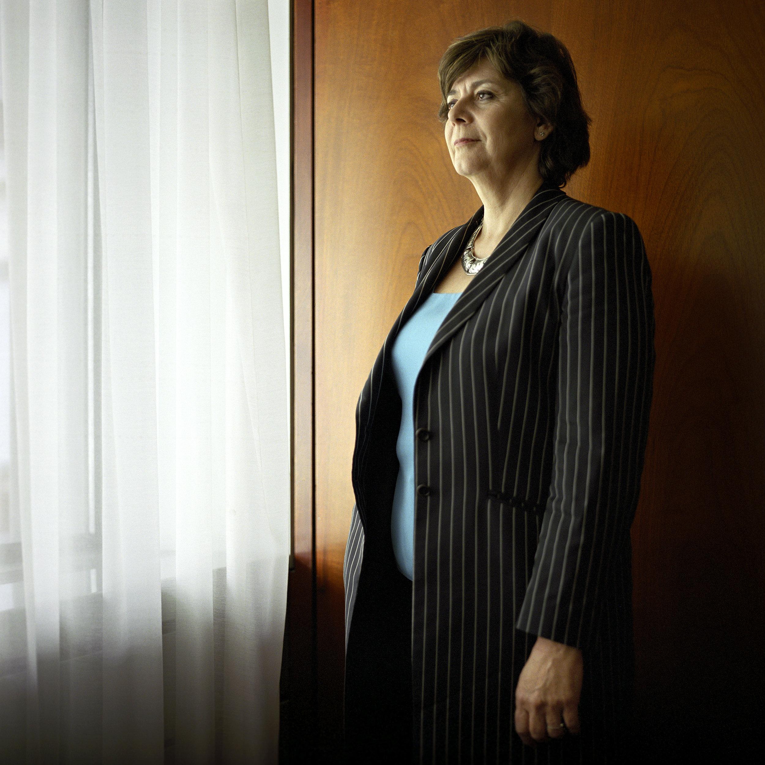 De Volkskrant,Rita Verdonk, voormalig minister van Vreemdelingenzaken en Integratie