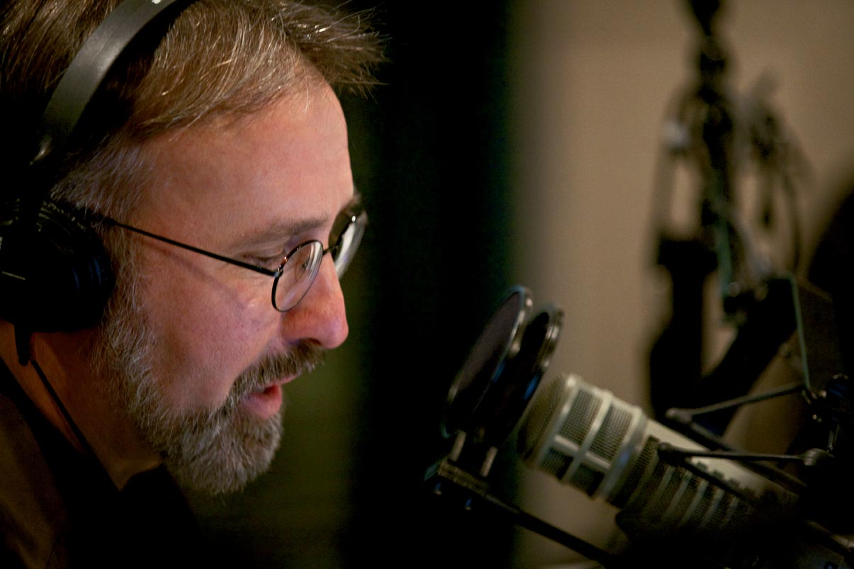 WUNC Radio Interview on The State of Things with Frank Statioabout buying local- Audio Player above