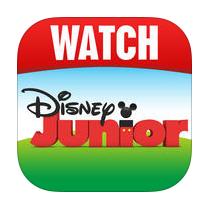 WATCH Disney Junior iphone App