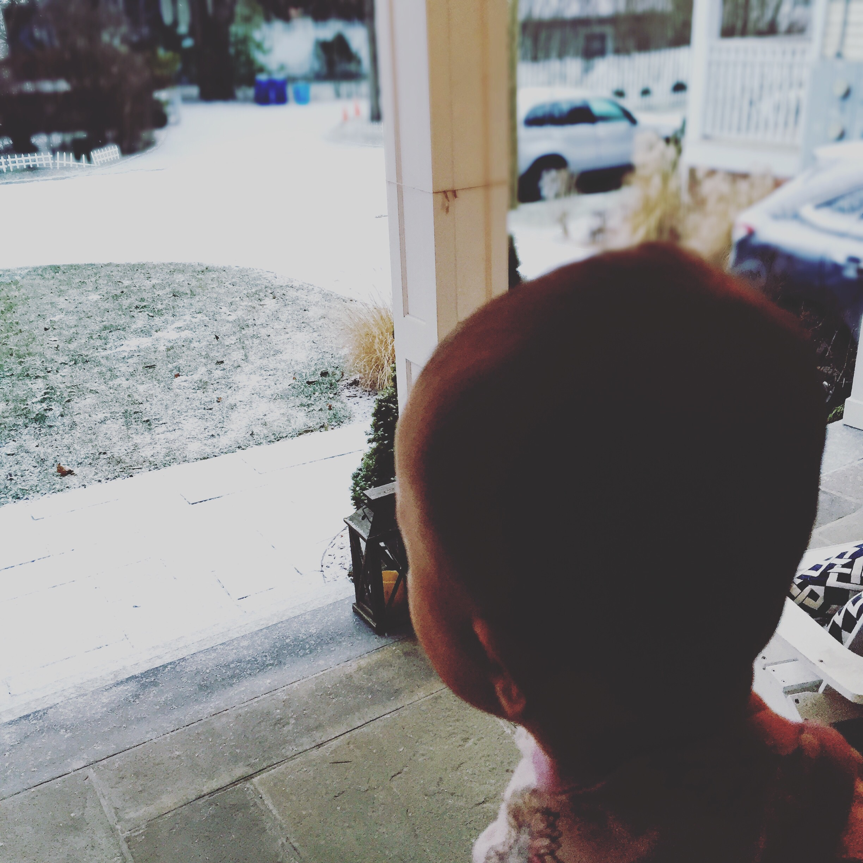 MM's first snowfall