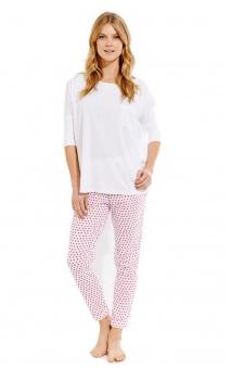 Roberta Roller Rabbit Trendy Heart Pajamas