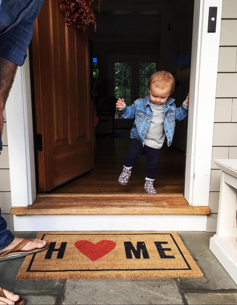 HOME Doormat Threshold