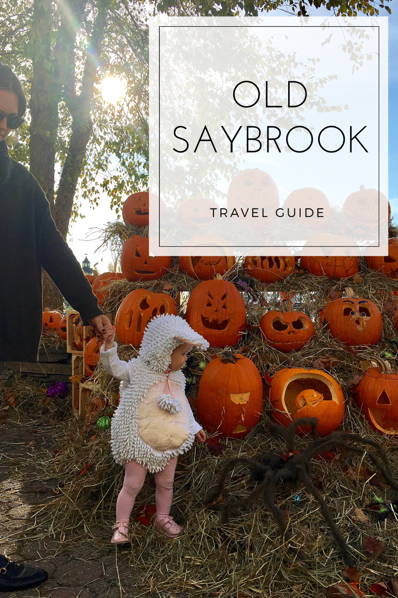 Old Saybrook Travel Guide