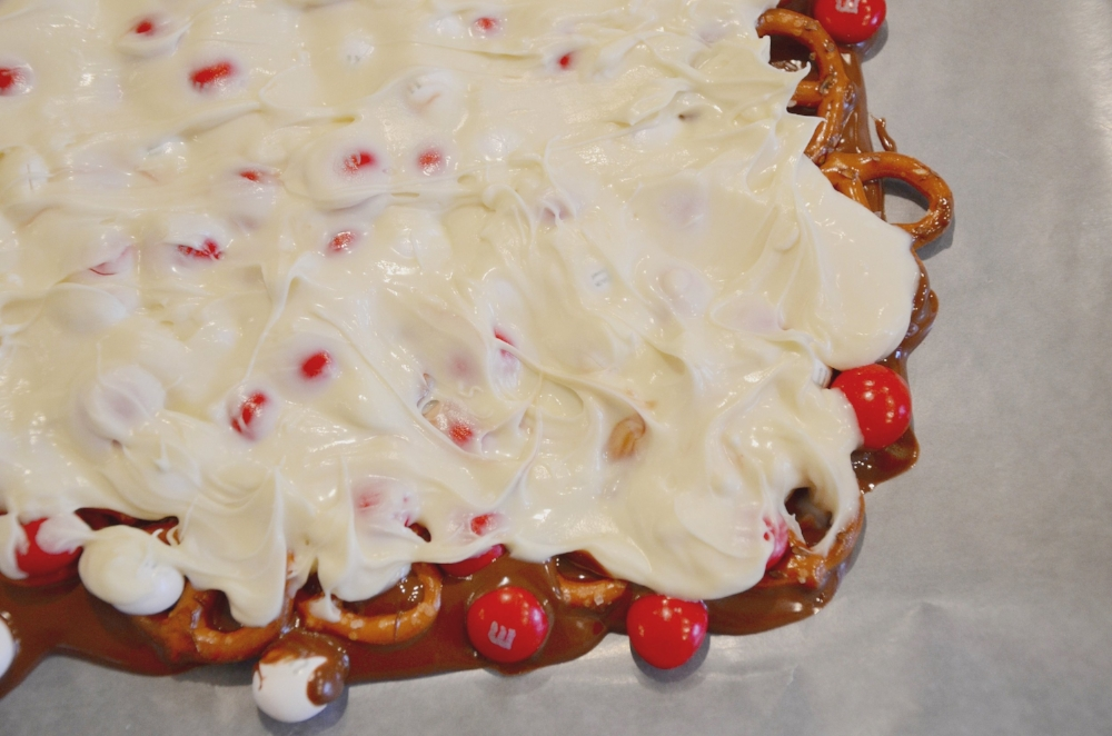 Holly Jolly Peppermint Bark Lilies and Lambs