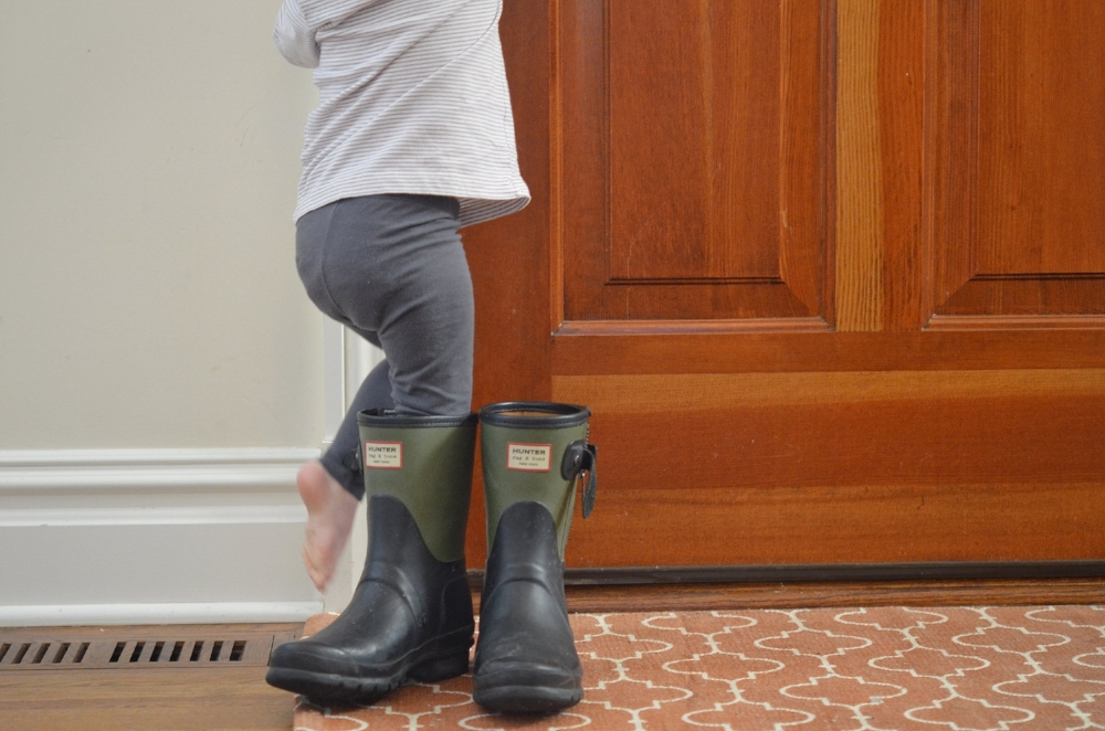 Rag and Bone Hunter Boots Lilies and Lambs