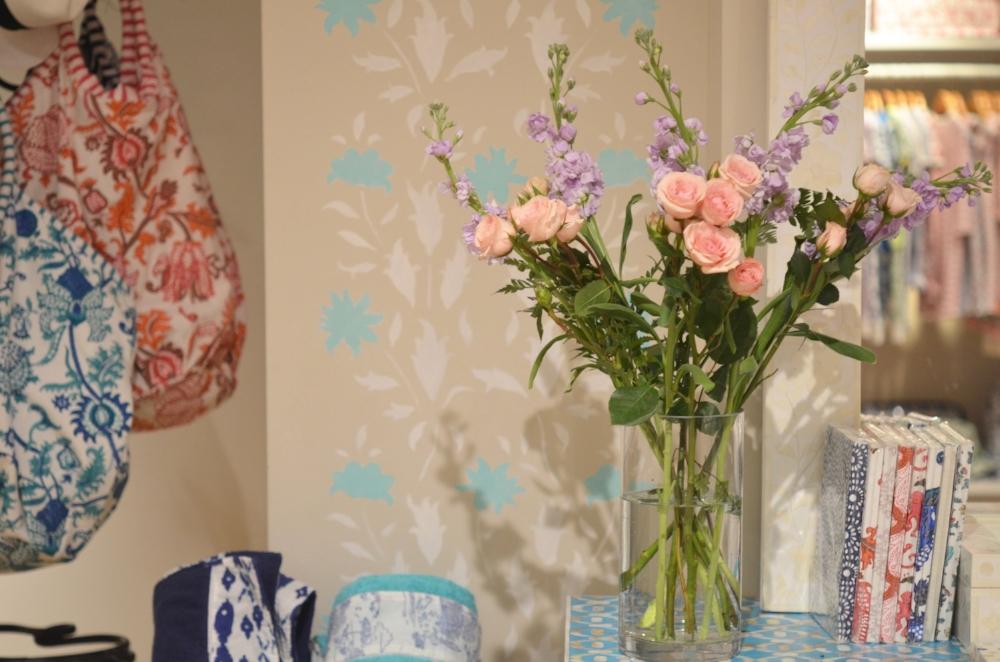 Roberta Roller Rabbit Greenwich Lilies and Lambs