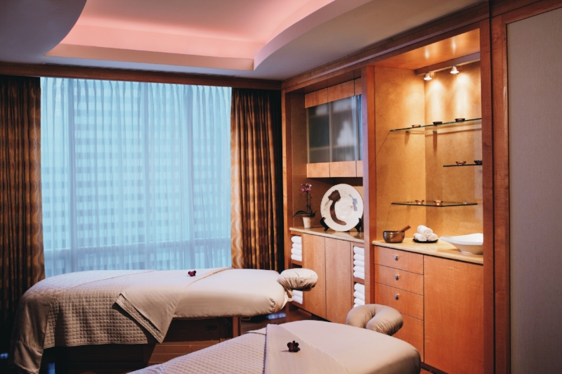The Ritz Carlton Westchester Lilies and Lambs Spa