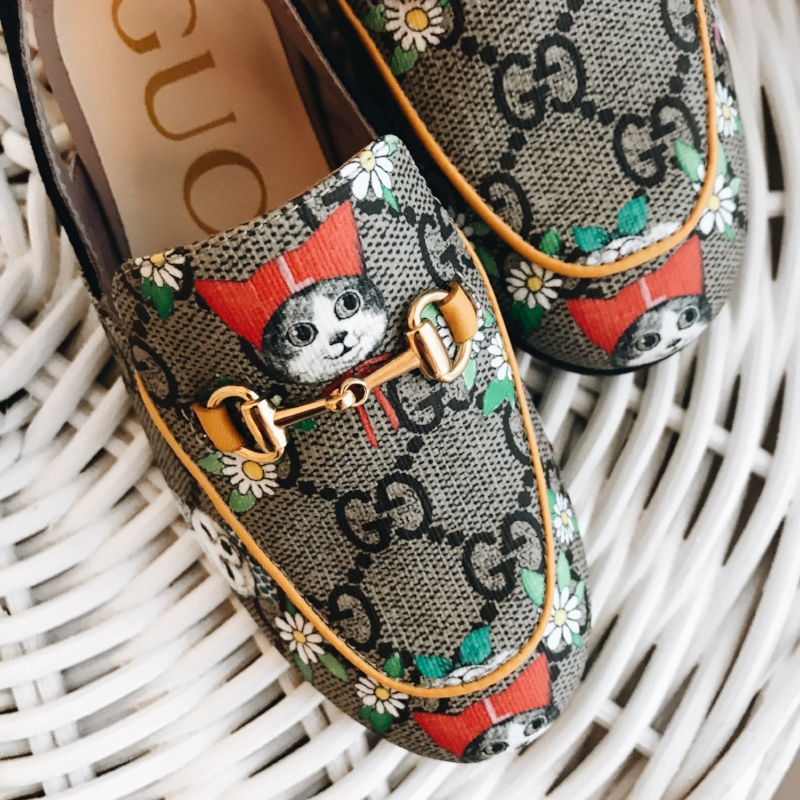 Gucci Lilies and Lambs