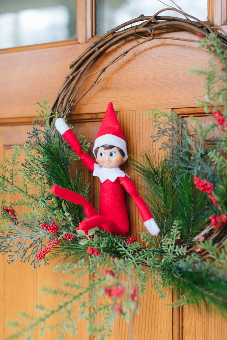 Elf on the Shelf Lilies and Lambs