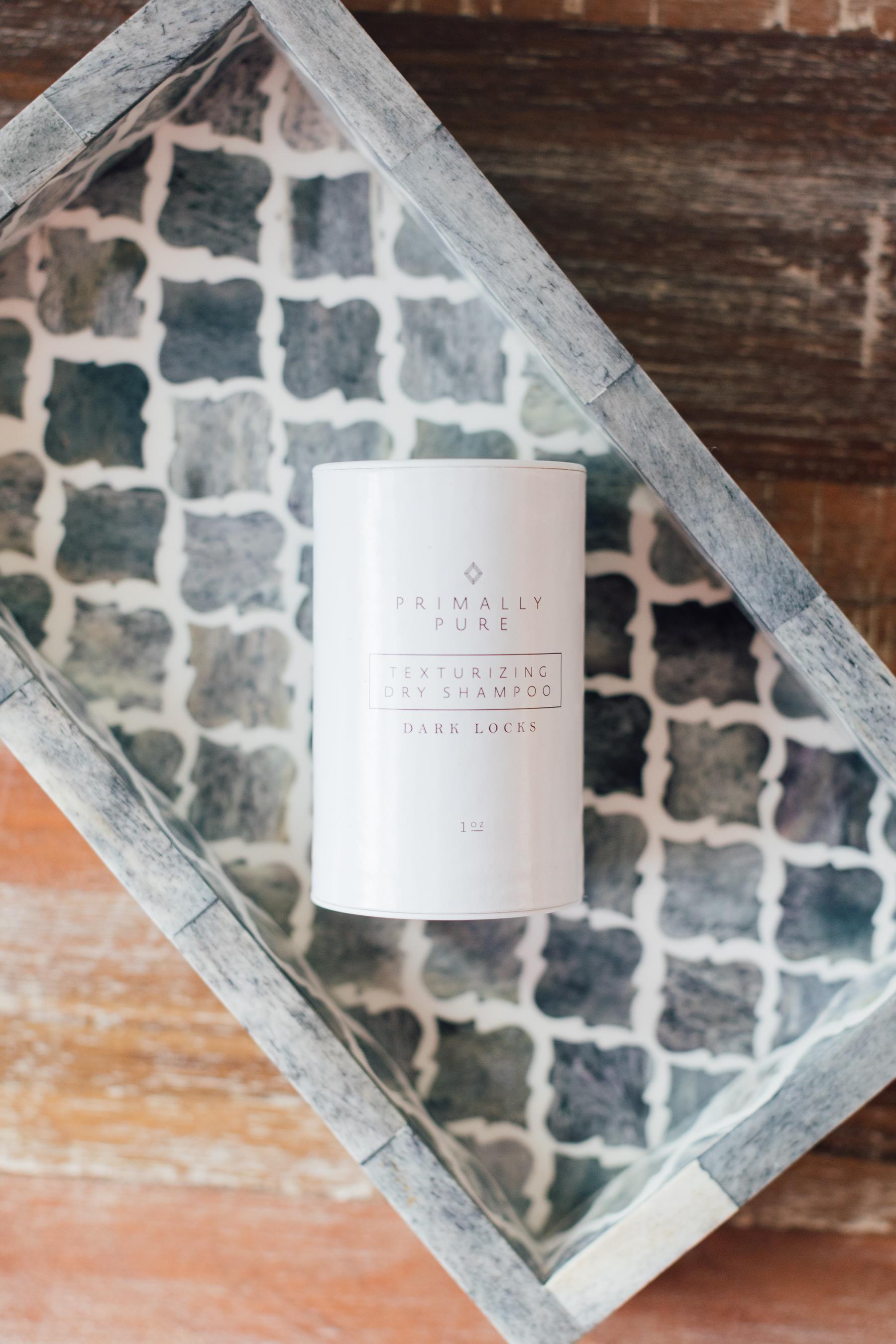 Primally Pure Dry Shampoo