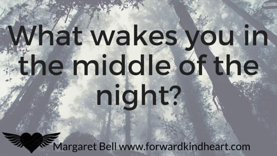 nightmares and bad dreams- conquering fear