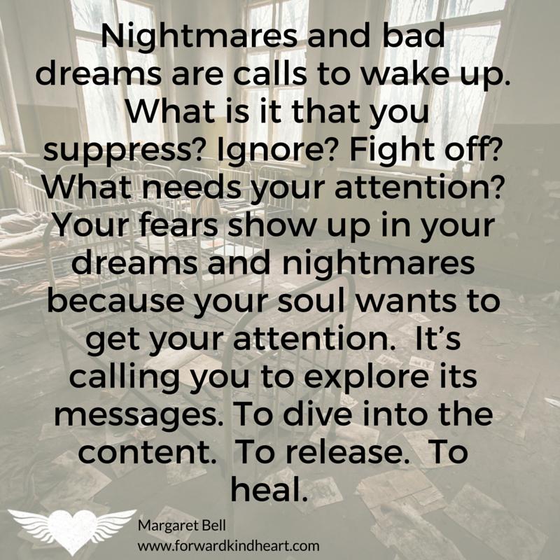 nightmares and bad dreams