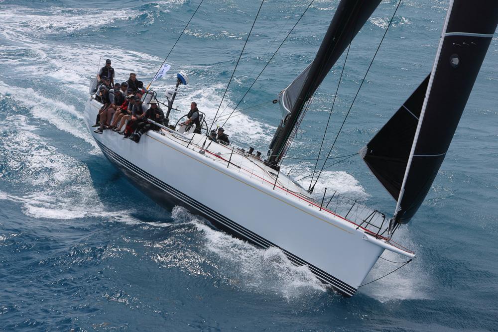 2015 Caribbean 600