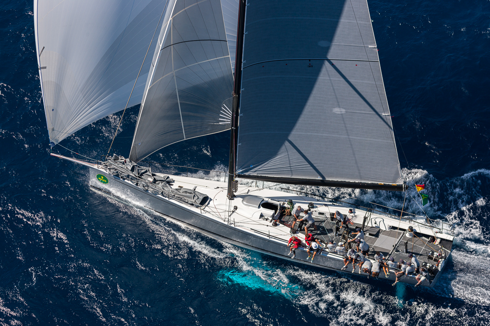 2016 Maxi Yacht Rolex Cup