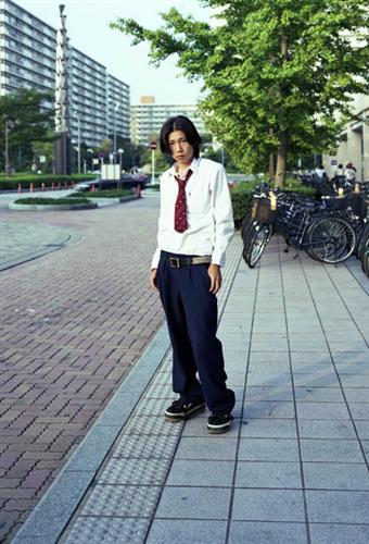 Boy 7, Shinurayasu, 1998