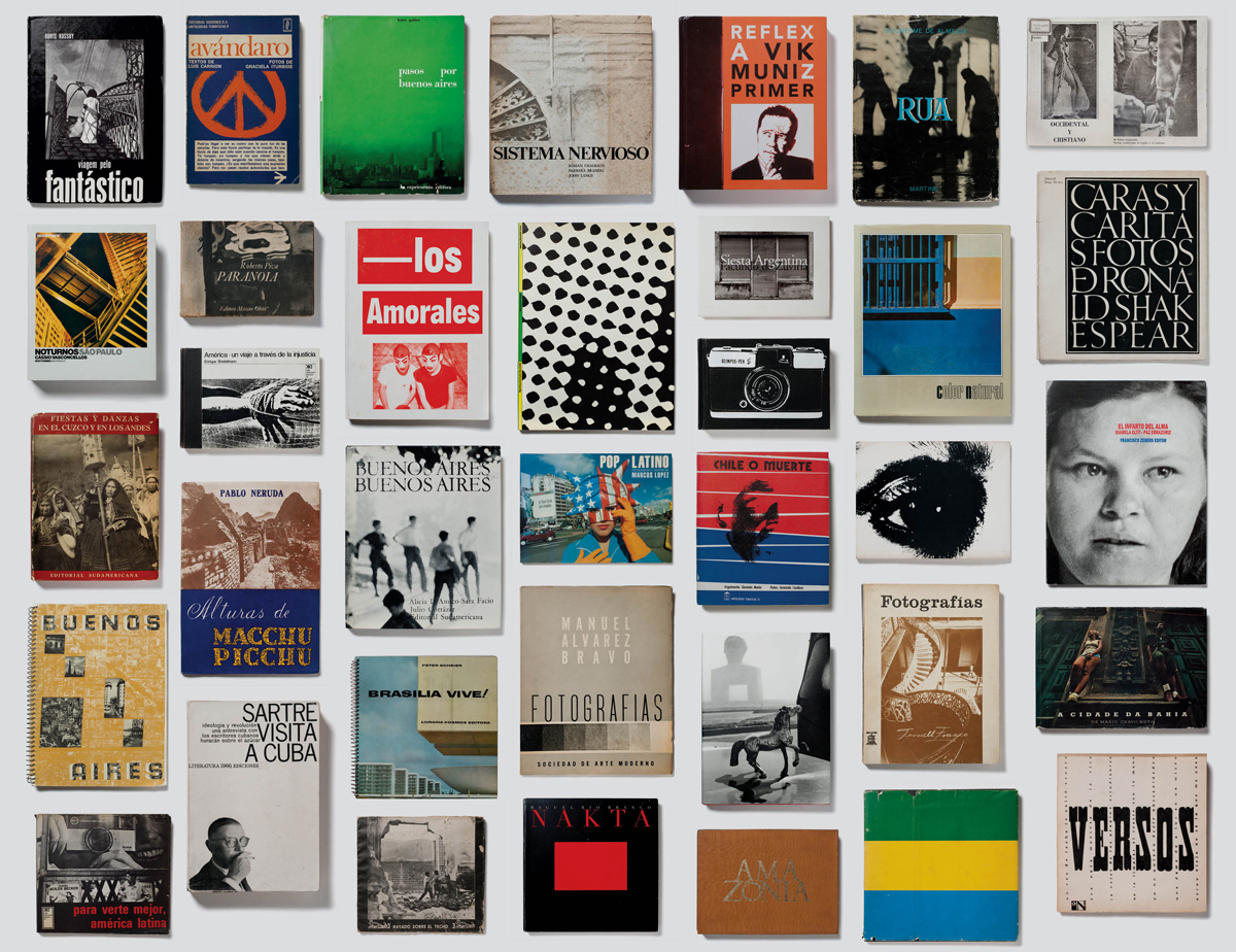 Latin American Photobooks