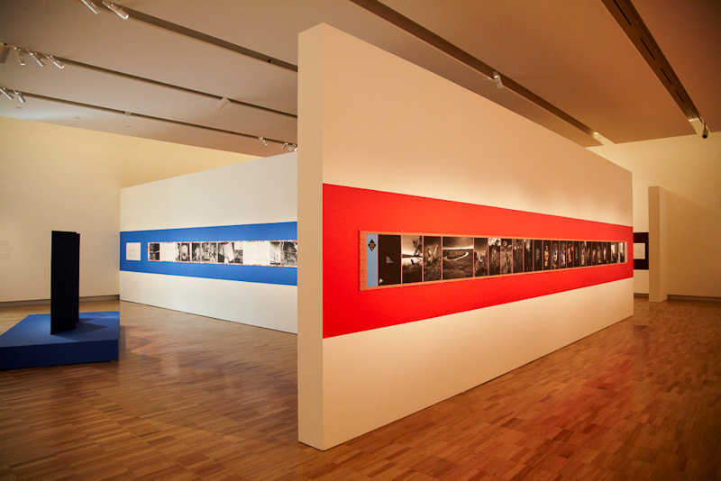 Installation view, Art Gallery of New South Wales, Sydney
