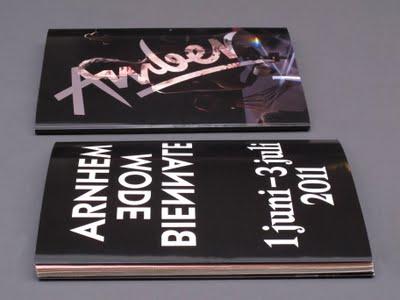 Amber, the Arnhem Mode Biennale 2011 catalogue