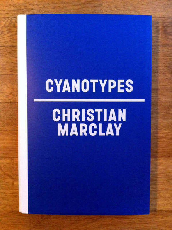 Marclay-Cyanotypes