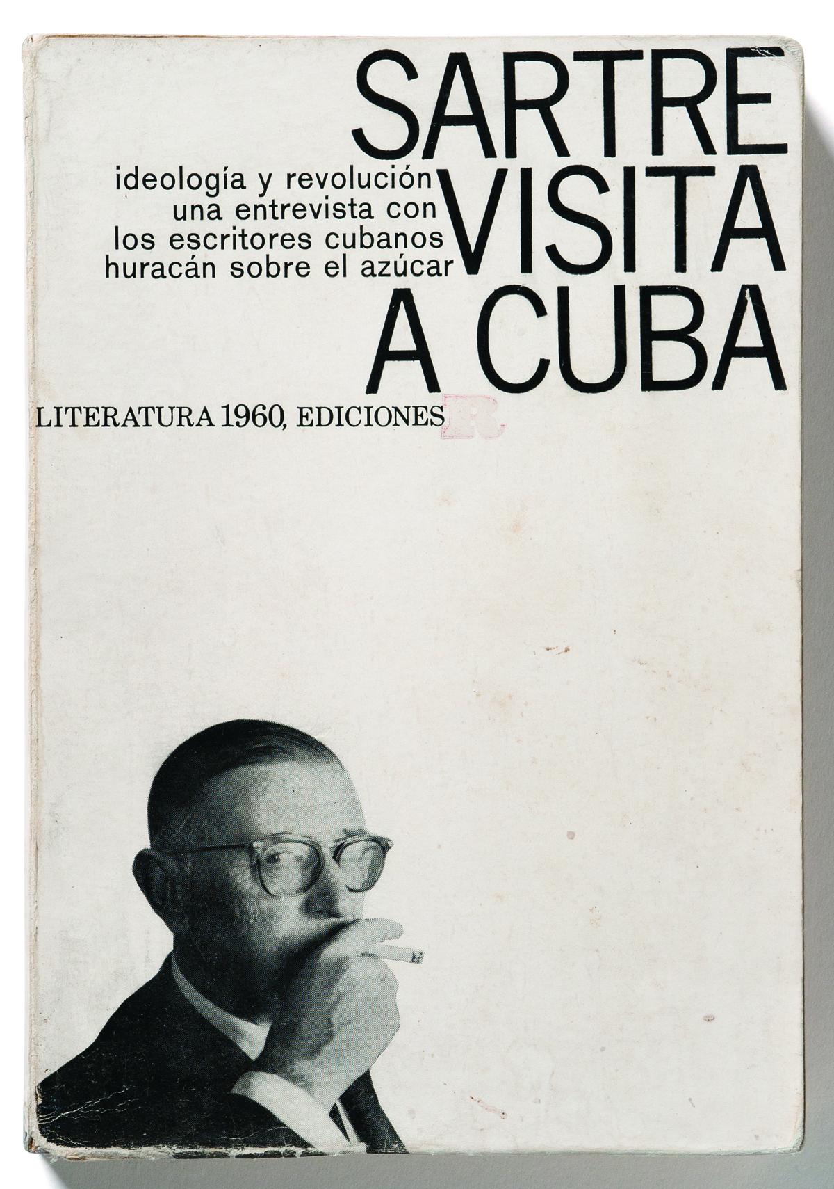 SARTRE-VISITA-CUBA