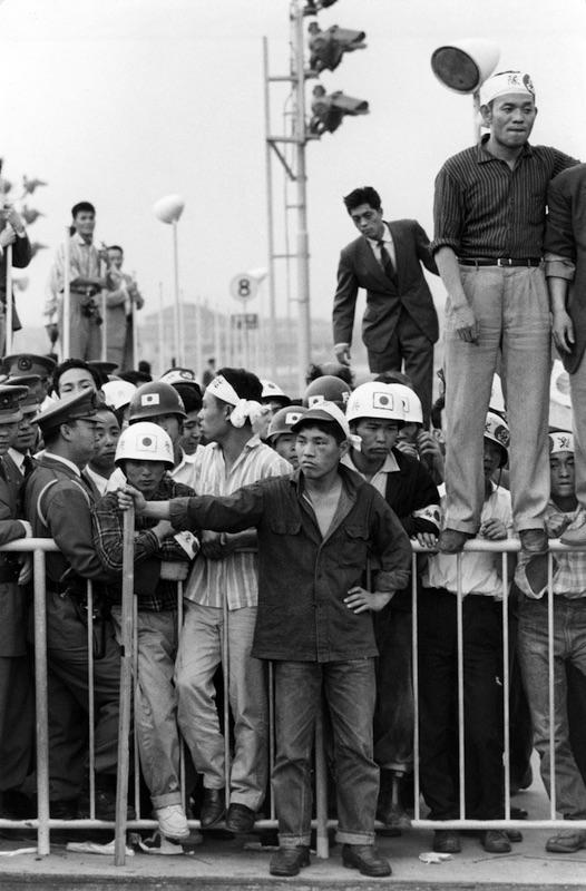 Hiroshi Hamaya, 10 June 1960