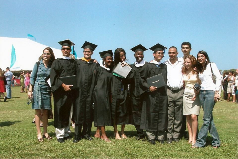 Eckerd College Graduation Ceremony, May 2004
