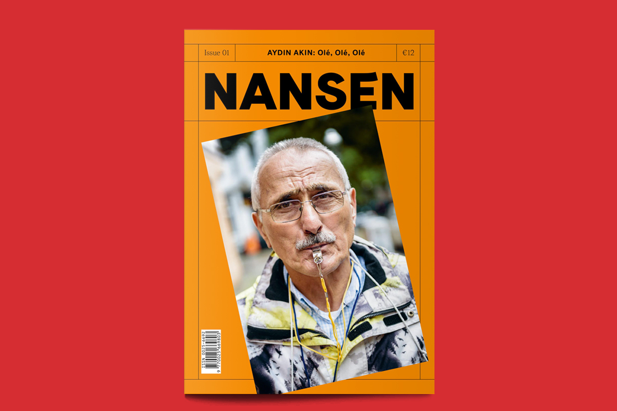 NANSEN  is a print magazine about migrants of all kinds. I serve as the Publisher and Editor.