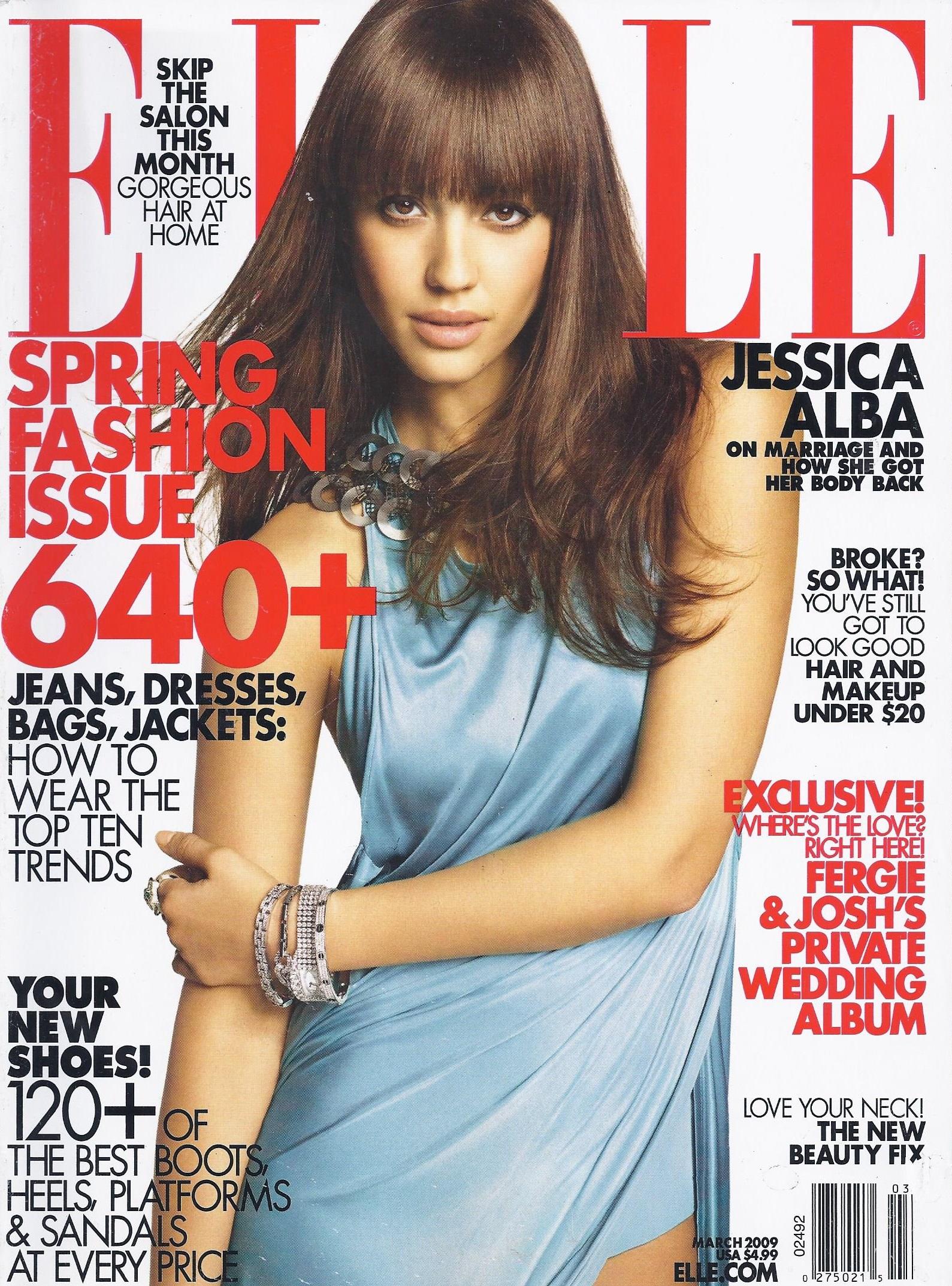 Elle Magazine Cover March 09.jpg