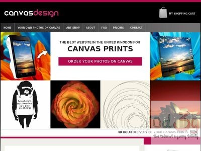 canvasdesign.co.uk