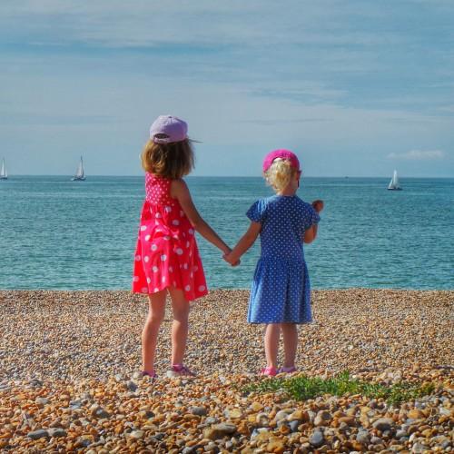 Brighton Beach Days Out OneDad3Girls